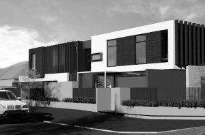Backyard Subdivision Moonee Vale